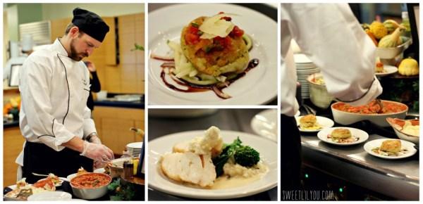 Killington Chefs prepare delicious food