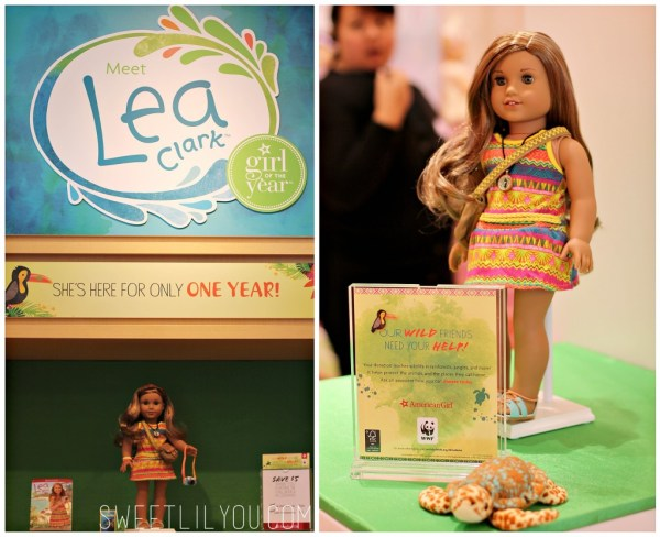 Lea Clark American Girl of the Year