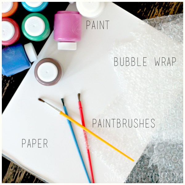 Bubble Wrap Printing supplies