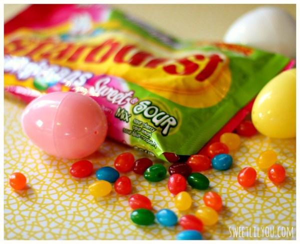 Starburst jellybeans