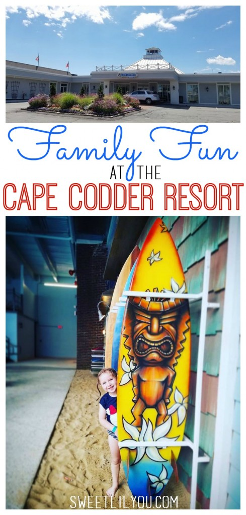 Family Fun at the Cape Codder Resort