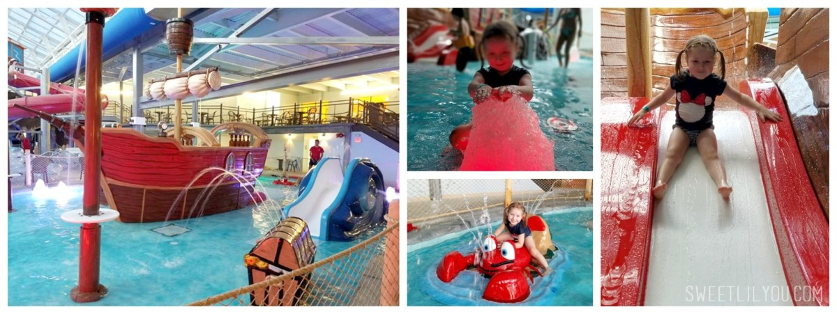 Kids Waterpark Cape Codder Resort