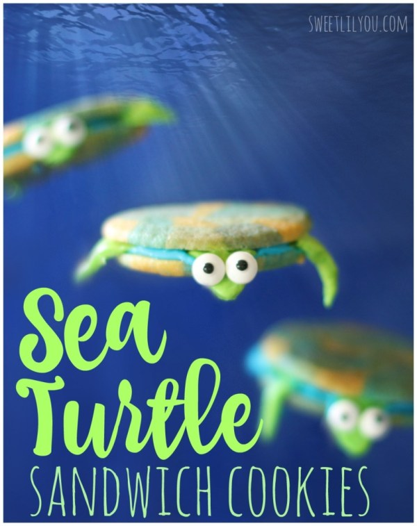 Sea Turtle Cookies