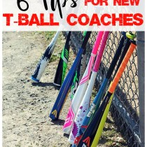 6 Tips for New T-Ball Coaches