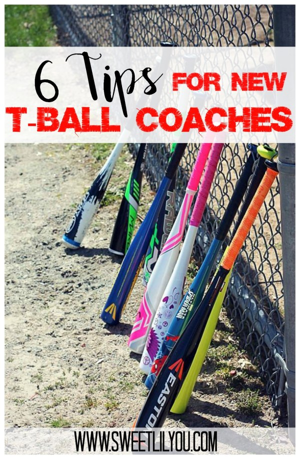 6 Tips for T-Ball Coaches