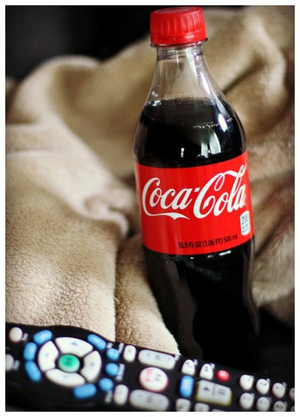 TV Night with Coca Cola