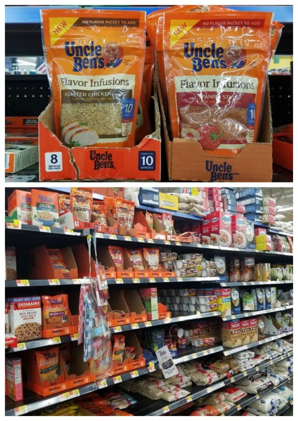 Flavor Infusions at Walmart