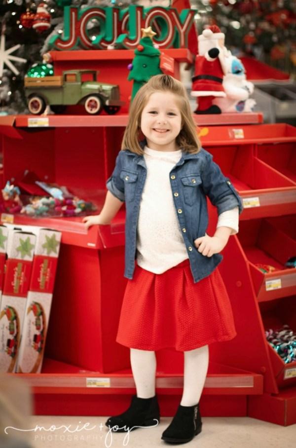 Holiday fashion at Target