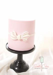 Gâteau nœud