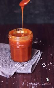 Caramel au beurre salé coulant
