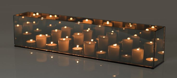 Infinite Candle Holder Sweet Meadow