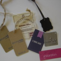 Makeover Monday- clothing tags