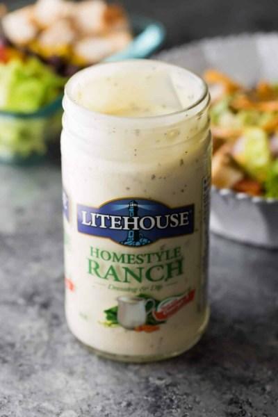Southwestern Chopped Chicken Salad (Meal Prep) | Sweet ...