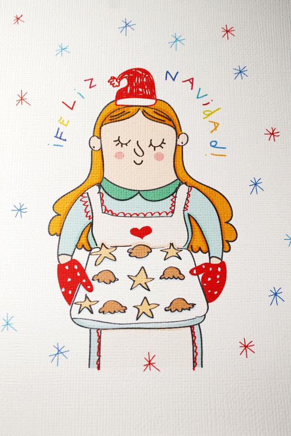 Señora galletas cerca RD