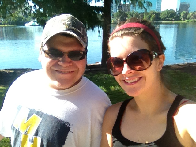 jp and i lake eola
