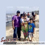Local family trip to Manzanilla in sweet T&T for Sweet TnT Magazine, Culturama Publishing Company, for news in Trinidad, in Port of Spain, Trinidad and Tobago, with positive how to photography.