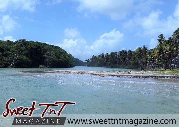Manzanilla River mouth