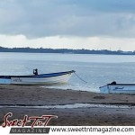 Place - Boats at Vessigny Beach in sweet T&T for Sweet TnT Magazine, Culturama Publishing Company, for news in Trinidad, in Port of Spain, Trinidad and Tobago, with positive how to photography.