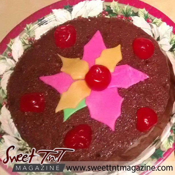 Food - Fruit cake for my customers by Radha Ramoutar.