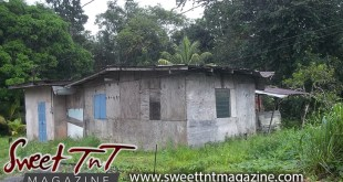 Old wooden, board house in Manzanilla for Anita's Paradise by Marissa Armoogam literature, short story, in Sweet T&T, Sweet TnT Magazine, Trinidad and Tobago, Trini, vacation, travel