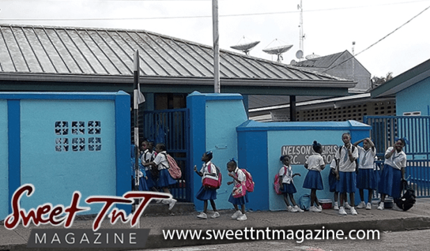 Nelson Street Girls' RC School, Port of Spain for teachers run things article in Sweet T&T, Sweet TnT, Trinidad and Tobago, Trini, vacation, travel,