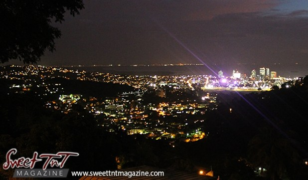 Port-of-Spain-from-the-summit in city of Port of Spain from Lady Chancellor Hill in sweet t&t for Sweet TnT Magazine in Trinidad and Tobago for tourists, photography, scenic views, vacation, travel