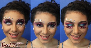 Zayna Mc Donald. Makeup by Brianna Taylor