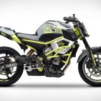 Yamaha Moto Cage-Six Concept