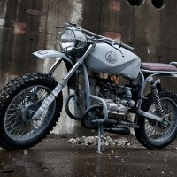 Quartermaster Motorcycle