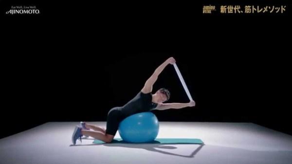 胸郭を自在に動かすためのトレーニング