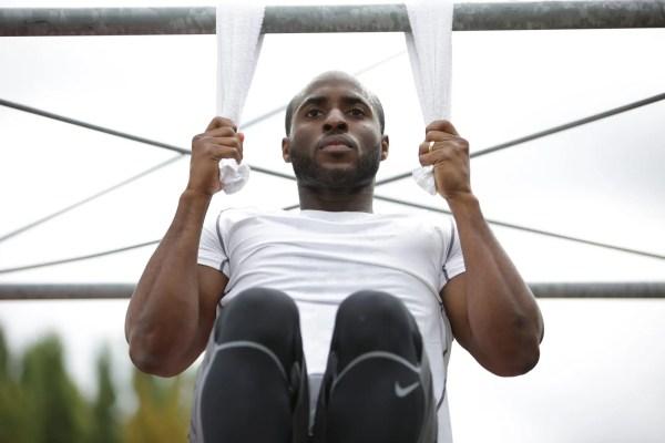 超上級者向けの懸垂トレーニングのやり方