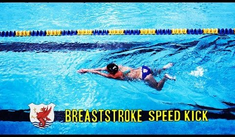 平泳ぎスプリンターにお勧めしたいキックドリル