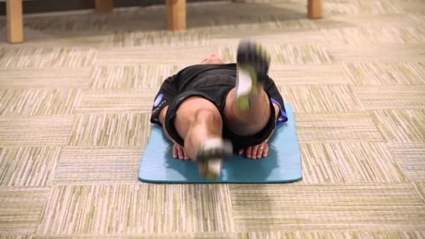 体幹と泳ぎを連動させる為のコアエクササイズ4選