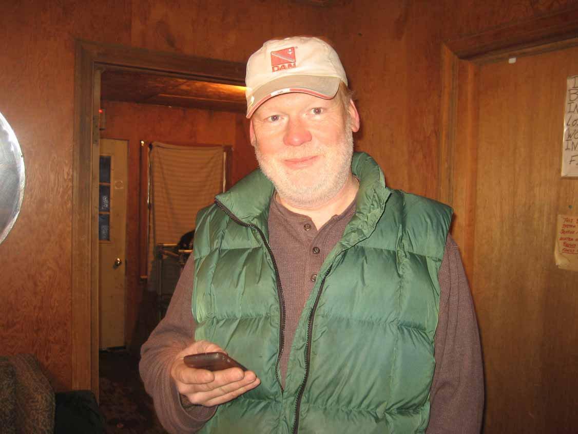 Denis Mellett, Instructor, MSDT