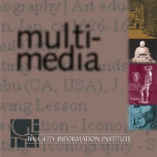 Getty Information Institute CD-Rom, Version 1