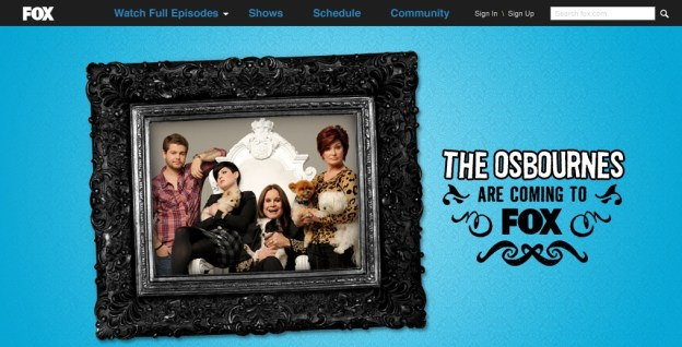 The Osbournes - Coming Soon