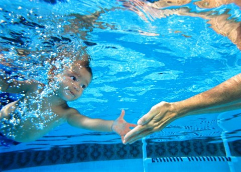 Swim Lesson Plan for Parent and Infant Class