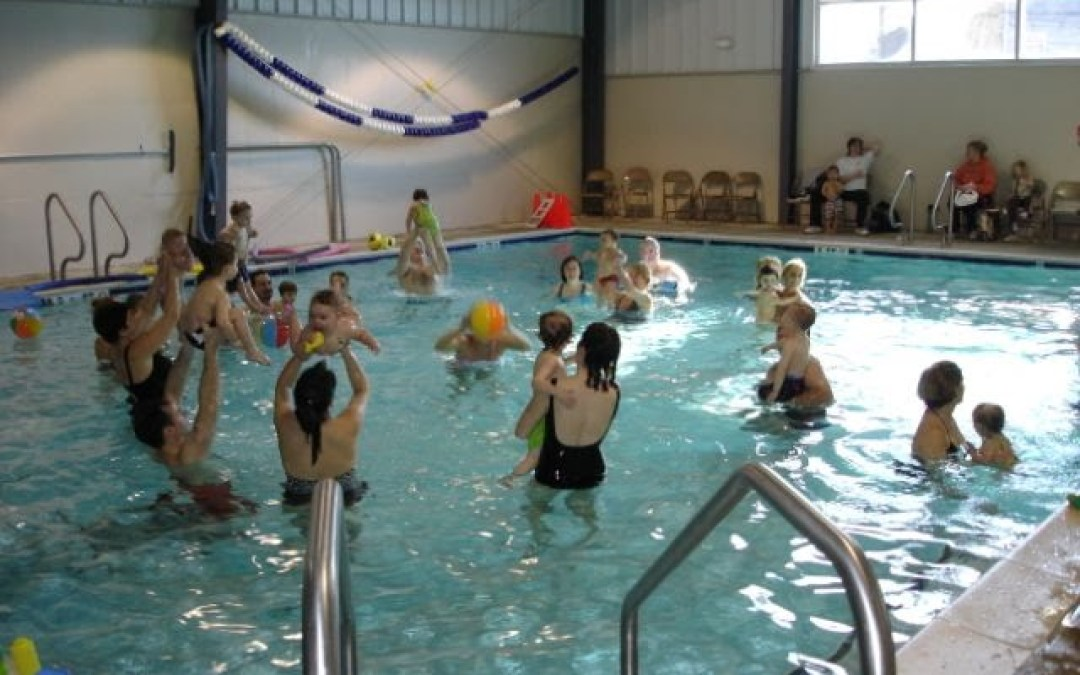 Swimming Lessons Game – Parent Tot – Hokey Pokey