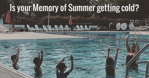 Memory of Summer getting Cold-