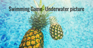 Swimming Game - Underwater picture