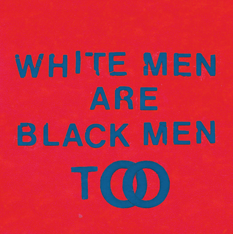 White Men Are Black Men Too, nový album od Young Fathers!