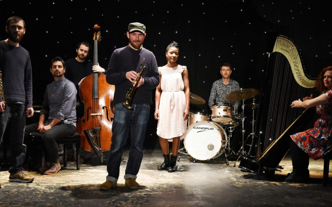Manchester-based trumpeter Matthew Halsall and his modern spiritual jazz