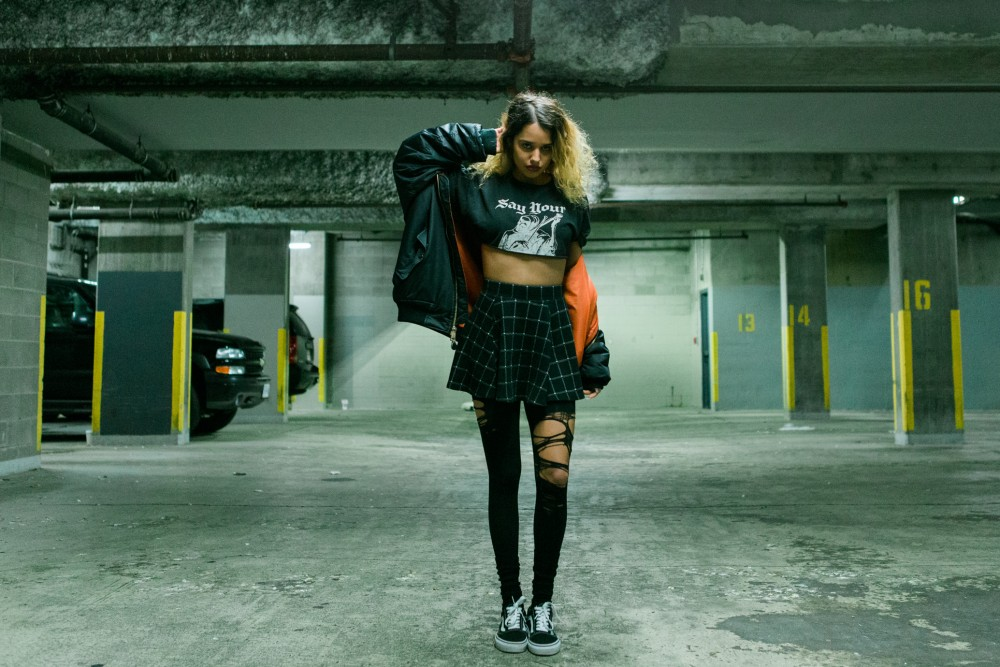 Exclusive interview with young rapper Tommy Genesis (ENG)