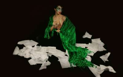 Conversation with SADAF ~ from visual art and performance to experimental music