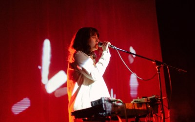 Jessy Lanza brought effortless charm to Meetfactory (report)