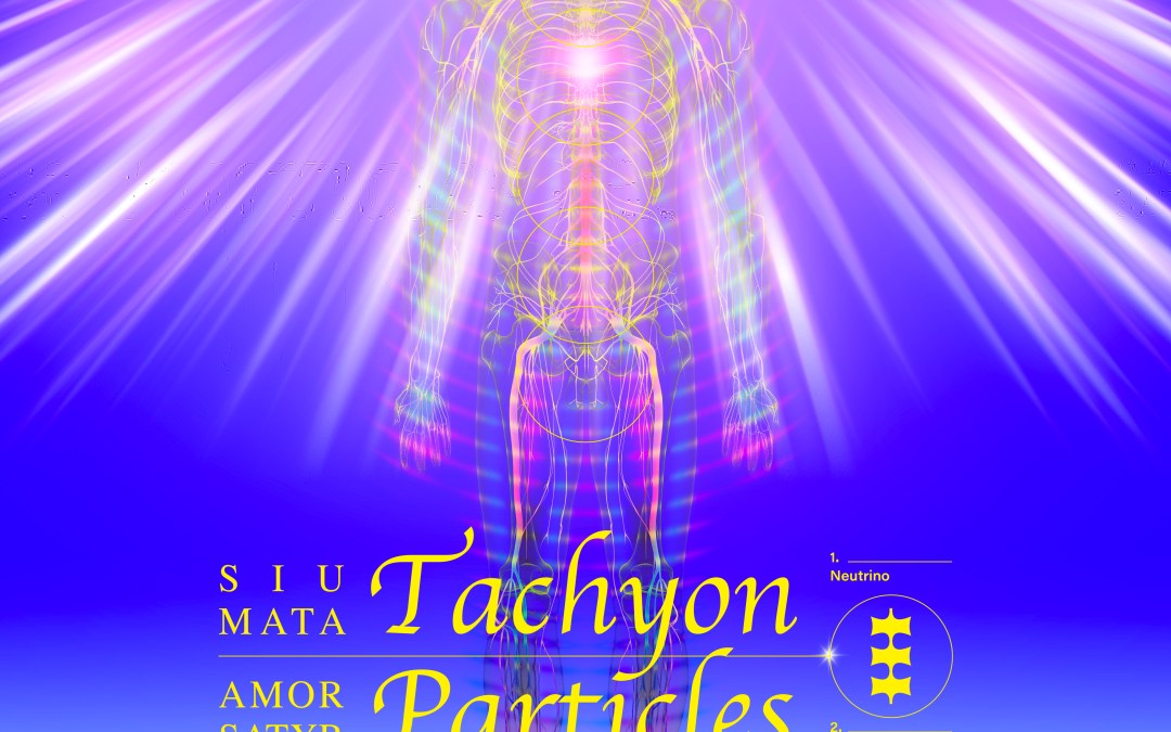 Amor Satyr & Siu Mata (Hiedrah) released an EP inspired by the tachyon particle