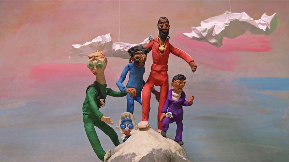 Duval Timothy v animovanom klipe odkazuje na nespravodlivosť hudobného biznisu