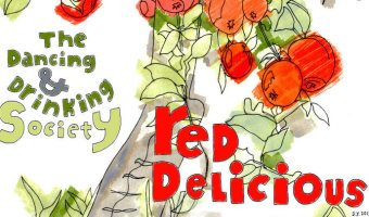 """New Release: """"Red Delicious"""" by The Dancing and Drinking Society"""
