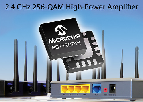 2.4GHZ-Microchip-High-Power