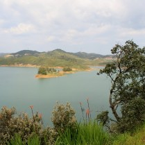 A view of the Barragem de Arade, Portugal